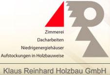 Bild zu Reinhard-Holzbau GmbH in Wilhelmsfeld