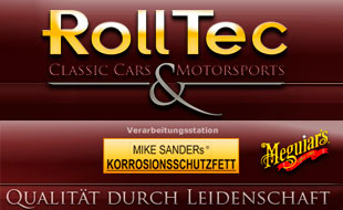 Rolltec Engineering - Classic Cars & Motorsports