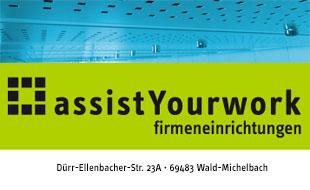 assistYourwork Firmeneinrichtungen GmbH & Co.KG Inh. Sven Reidel