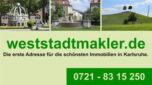 Logo von Burkard - weststadtmakler.de Inh. Martin Burkard