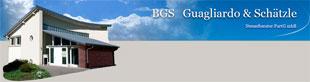BGS Guagliardo & Schätzle Steuerberater PartG mbB