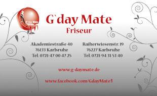 G'day Mate Friseur