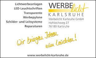 Werbelicht Karlsruhe GmbH