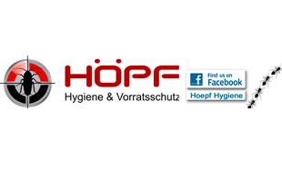 Höpf Hygiene und Vorratsschutz