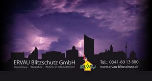 Bild zu ERVAU Blitzschutz GmbH in Leipzig
