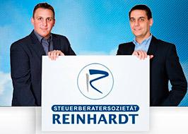Bild zu Reinhardt Steuerberatersozietät in Karlsruhe