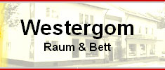 Westergom - Raum & Bett