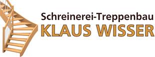 Schreinerei - Treppenbau Klaus Wisser