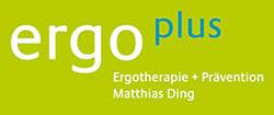 ergoplus Ergotherapie + Prävention Matthias Ding