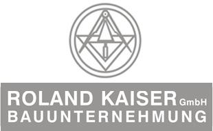 Roland Kaiser GmbH Bauunternehmung