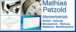 HKS Petzold Sanitär Heizung Messtechnik