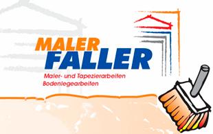 Logo von Maler Faller