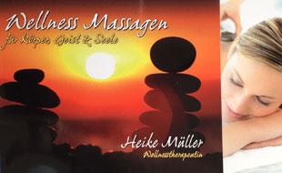 Bild zu Heike Müller - Wellnesstherapeutin Masseurin in Lörrach