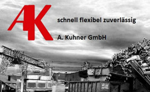 Logo von A. Kuhner GmbH Schrott-Metalle