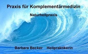 Logo von Praxis für Komplementärmedizin Barbara Becker Heilpraktikerin