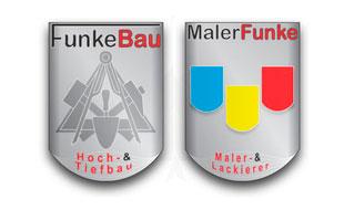 Logo von Funke Bau