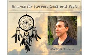 Logo von Michael Thoma - Balance für Körper, Geist und Seele