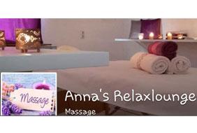 Anna's Relaxlounge - Wellness - Abschalten - Entspannen